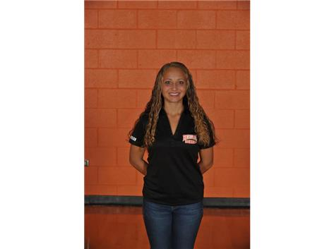 Head Coach Larissa Swanson - CC