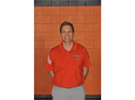 Asst Coach Steve Sarsany - Boys Golf
