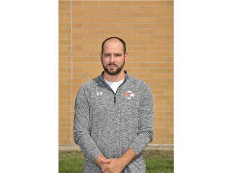 Asst Coach Ryan Franczyk - Boys Soccer