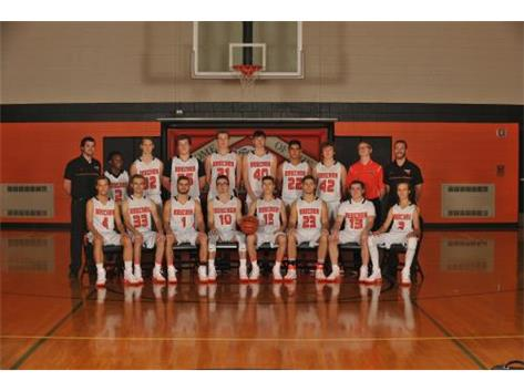 Varsity Boys Basketball 2016-17
