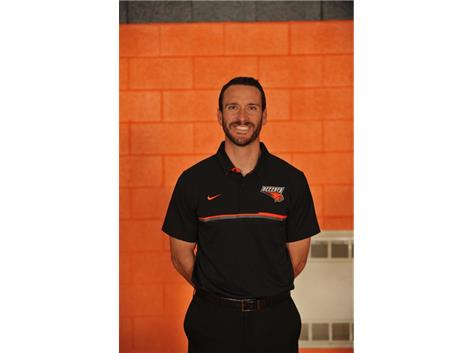 Head Coach Tyler Shireman - Boys Basketball