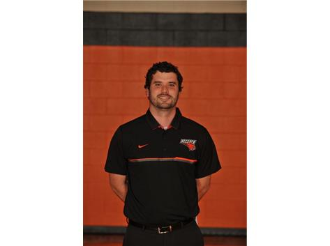 Head Coach Ryan Wehling - Boys Basketball