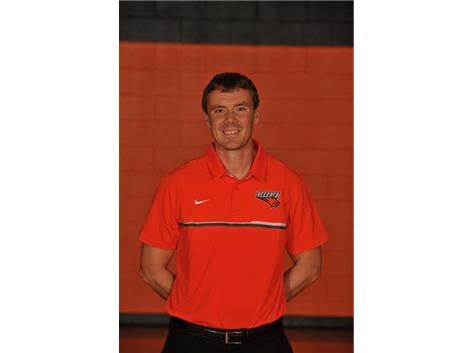 Asst. Coach Nathan Schwarzentraub - Girls Basketball