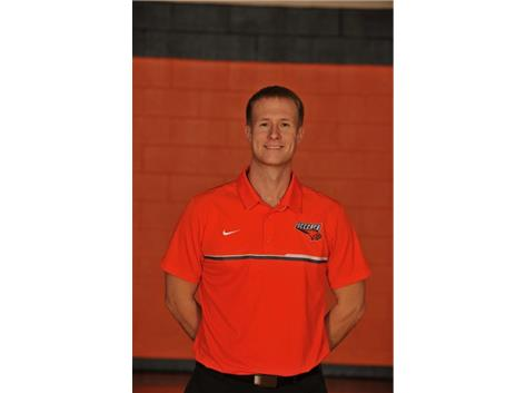 Head Coach Adam Keen - Girls Basketball