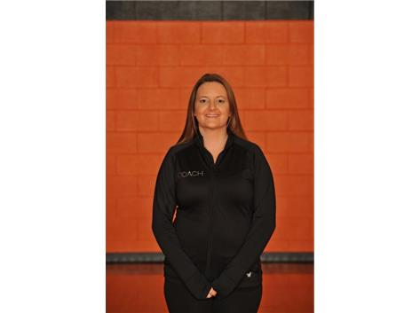 Co-Head Coach Loren Assise - Cheerleading