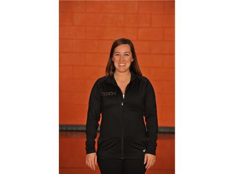 Co-Head Coach Emily Real - Cheerleading