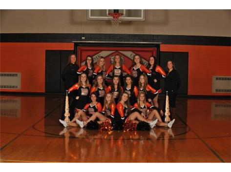 Cheerleading 2016-17