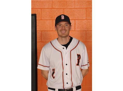 Asst. Coach Nathan Schwarzentraub - Baseball