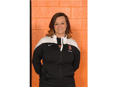 Head Coach Dawn Compton - Girls Soccer