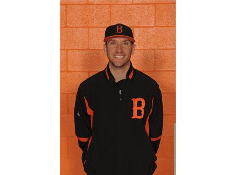 Asst. Coach Tyler Shireman - Softball