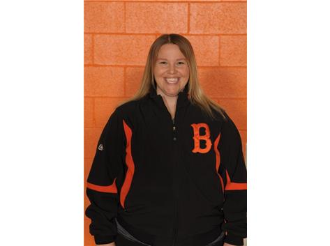 Asst. Coach Carly Patkus - Softball