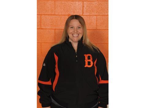 Asst. Coach Carly Patkus - Softball