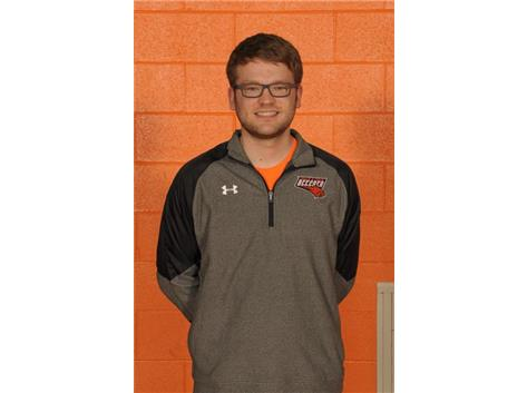Head Coach Kevin Pavesic - Boys Track