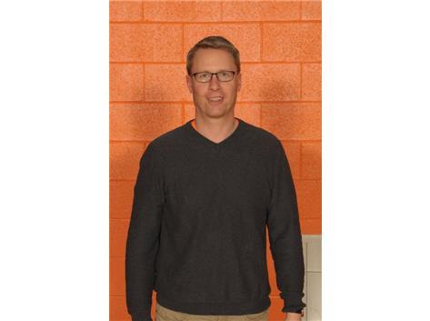 Head Coach Brendan Johnson - Girls Track