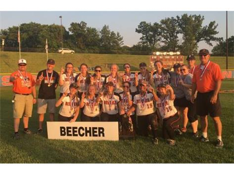 IHSA Softball State Champs 2017