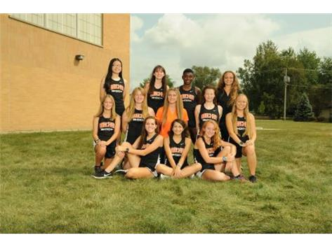 2018-2019 Girls Varsity Cross Country