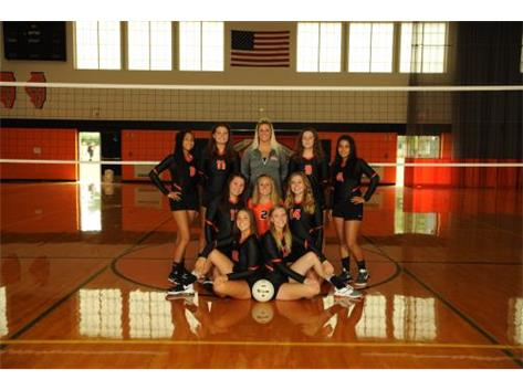 2018-2019 Girls Varsity Volleyball