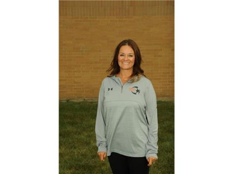 Head Coach Dawn Compton - Boys Soccer