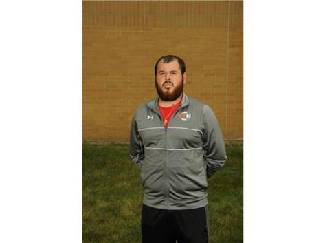 Asst. Coach Jordan Oliva - Boys Soccer