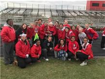 Lady Chiefs Track Team place 1st at Circleville Relays