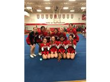 Fear the Cheer Inv Champs!
