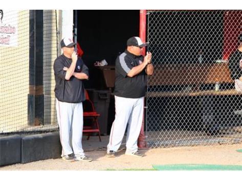 Coach Smith and Coach Caudill