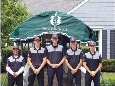 Urbana Country Club Invitational Champs