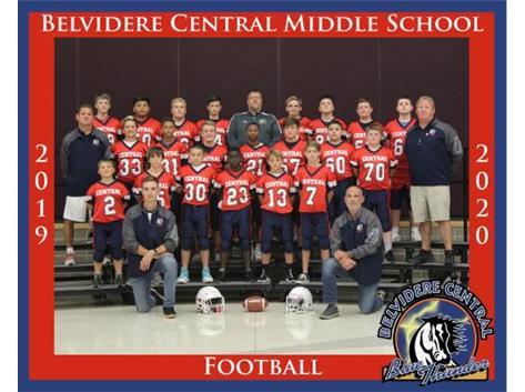 2019/2020 7th Grade Football
