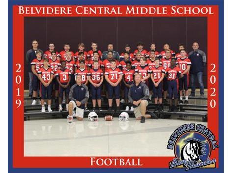 2019/2020 8th Grade Football