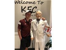 Largest KFC in America