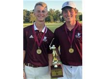 Seniors - Jared Shaw & Brad Hammond