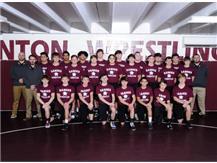 2019-2020 Wrestling Team