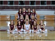 2020-2021 JV Volleyball Team