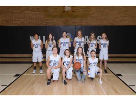 D50 7th Grade Girls Basketball 2019