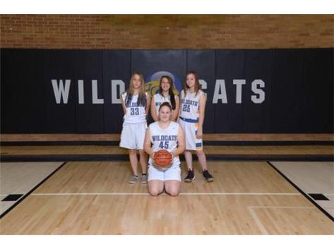 D50 8th Grade Girls Basketball 2019