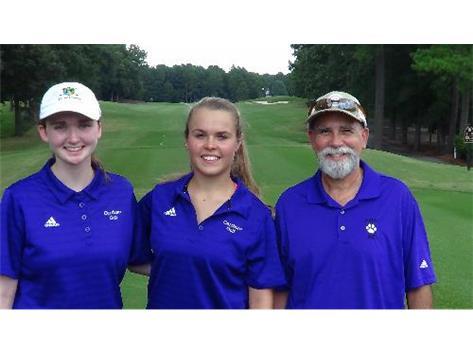 2013 Jaguar Women's Golf Team