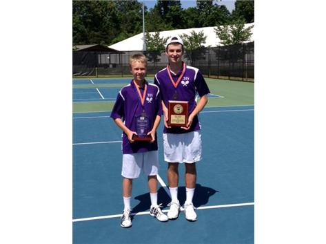 Congratulations to Max Fritsch State Champ MVP and Jason Wykoff Sportsmanship Award 2014