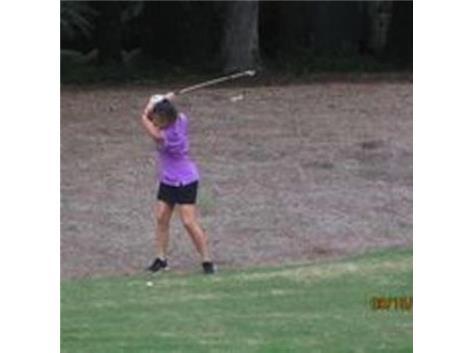 Katie's first match