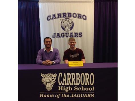 Ben West signs with Roanoke