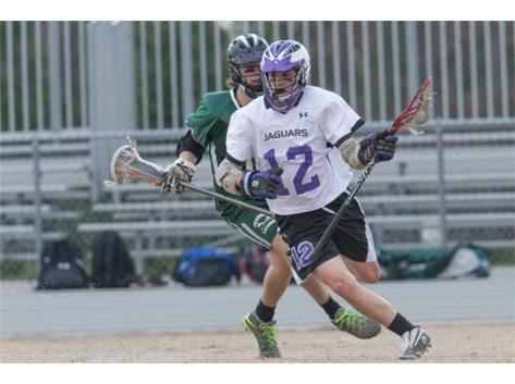 Junior midfielder and face-off man Chase Bolesky in 2015