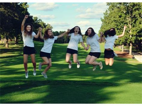Yay Golf!