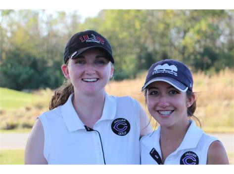 Meghan and Grace will represent Carrboro at the State Tournament