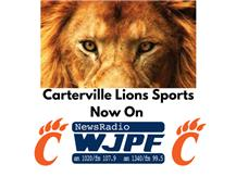 Carterville Lions Sports Are Now on 99.5 FM On Your Radio