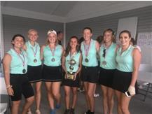 CONGRATULATIONS TO DI55 CO-OP GIRLS GOLF. COUNTY CHAMPIONS!
