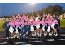 Principal Lesinski and our awesome Pommies  #WeBeCG #FridayNightLights