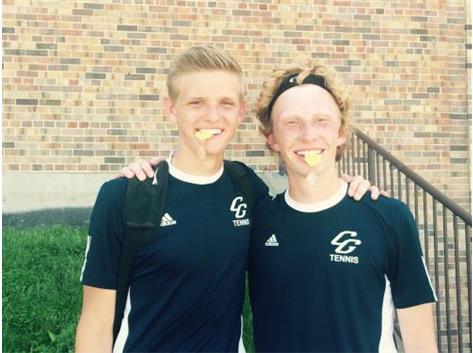 2015 State Qualifiers--Kevin Budreck & Mitch Kedzior