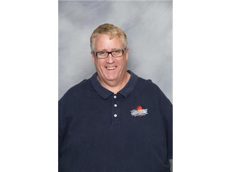 Assistant Coach Scott Morris