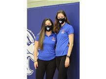 Volleyball Coaches Kingsbury and Mattaliano