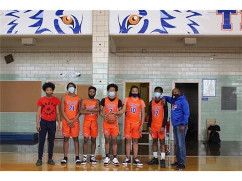 Basketball Team 2020-2021