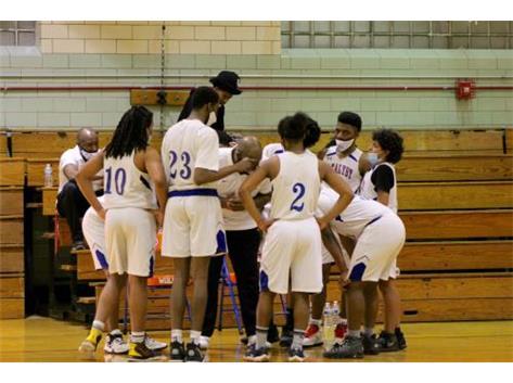 Jv Basketball Team